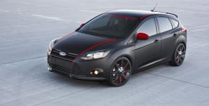Ford Focus by 3D Carbon 2010 года