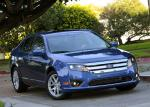 Ford Fusion America 2010 года