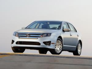 Ford Fusion Hybrid 2010 года (US)