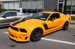 Ford Mustang 427R Trak Pak by Roush 2010 года