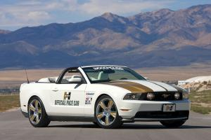 Ford Mustang Pace Car by Hurst 2010 года