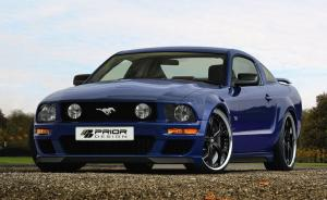 Ford Mustang by Prior Design 2010 года
