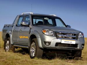 2010 Ford Ranger Wildtrak Double Cab