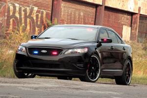Ford Stealth Police Interceptor Concept 2010 года