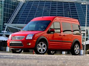 Ford Transit Connect XLT Premium Wagon 2010 года