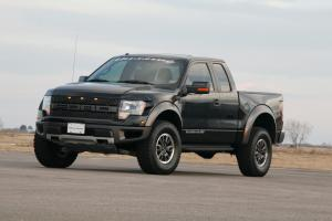 Ford VelociRaptor 500 by Hennessey Performance 2010 года