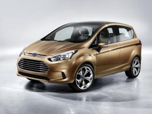 Ford B-Max 2011 года