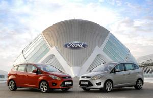 Ford C-Max 2011 года