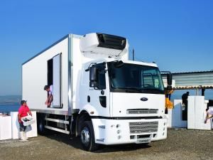 Ford Cargo 2526 2011 года