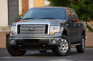 Ford F-150 4x4 SuperCrew 2011 года