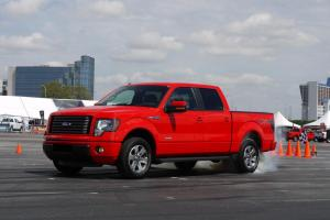Ford F-150 EcoBoost 2011 года