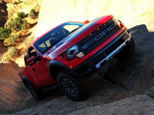 2011 Ford F-150 SVT Raptor SuperCab