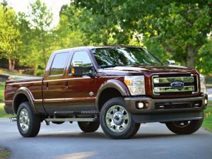 Ford F-250 Super Duty King Ranch FX4 Crew Cab 2011 года