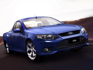 Ford Falcon XR6 Ute 2011 года