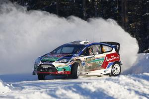2011 Ford Fiesta RS WRC Sweden