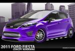 Ford Fiesta by M2-Motoring 2011 года