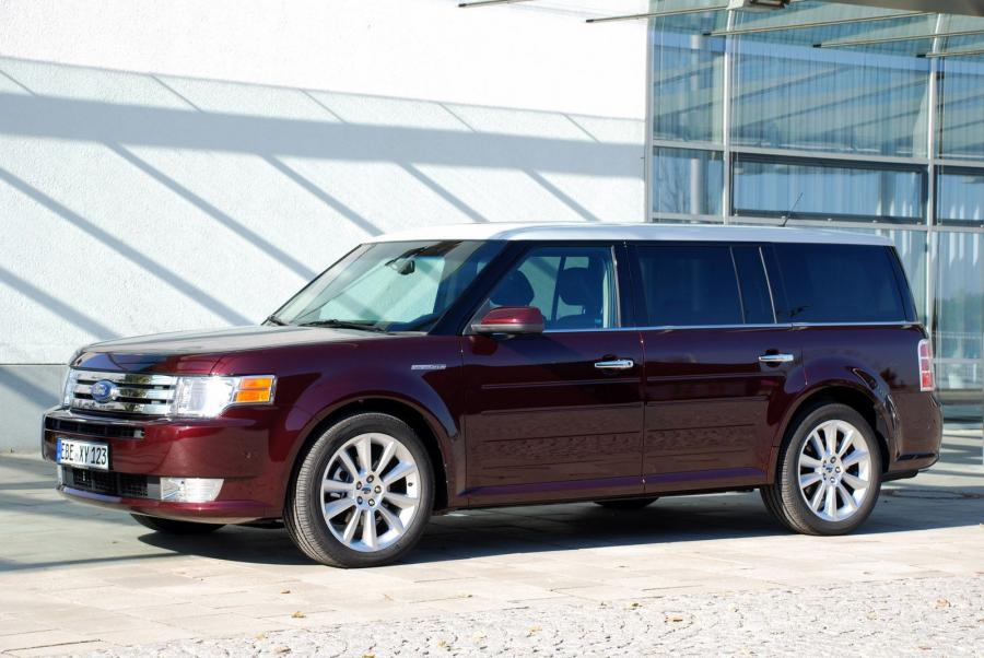 2011 Ford Flex EcoBoost by GeigerCars