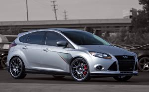 Ford Focus Concept Stage 3 by Roush 2011 года