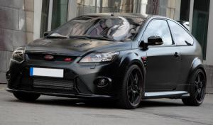 Ford Focus RS Black Racing Edition by Anderson Germany 2011 года