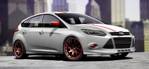 2011 Ford Focus by 3D Carbon