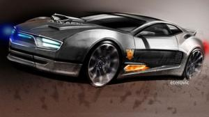 2011 Ford Mad Max Interceptor Concept