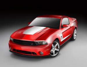 Ford Mustang 5XR by Roush 2011 года