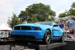 Ford Mustang Boss 302 2011 года