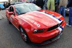 Ford Mustang GT Daytona 500 Pace Car 2011 года