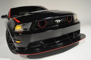 Ford Mustang SR71 by Roush 2011 года