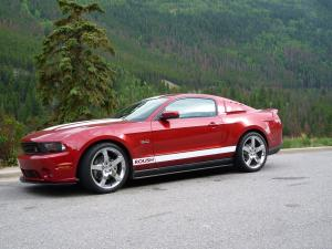 2011 Ford Mustang Stage II by Roush