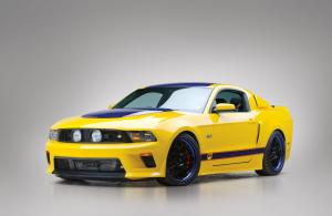 Ford Mustang WD-40 for SEMA 2011 года