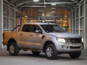 2011 Ford Ranger Double Cab Limited