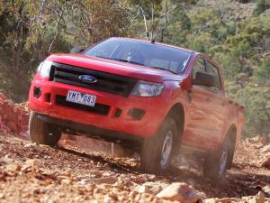 2011 Ford Ranger Double Cab XL