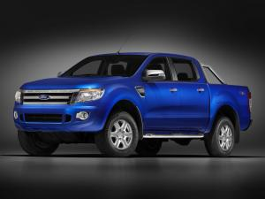 Ford Ranger Double Cab XLT 2011 года