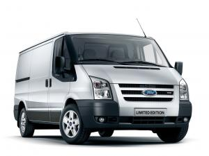 Ford Transit Van Limited Edition 2011 года