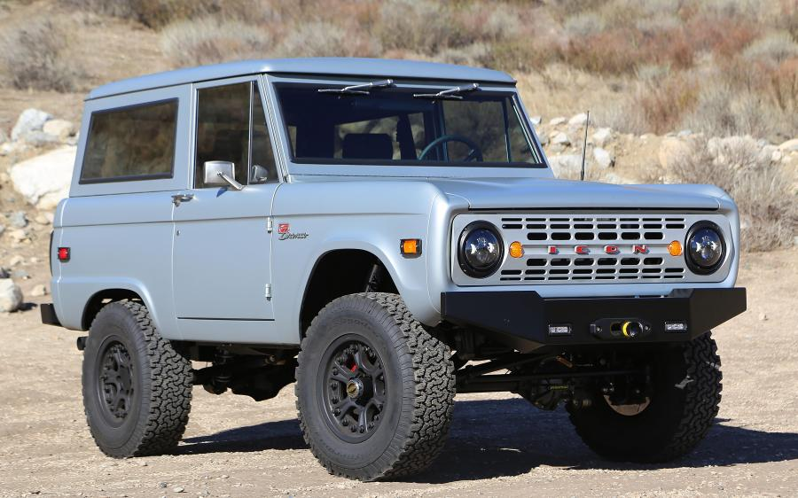 2012 Ford Bronco BR by ICON