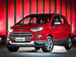 Ford EcoSport Freestyle 2012 года