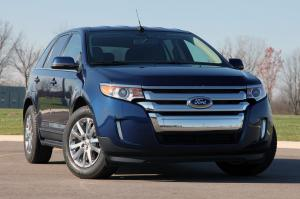 Ford Edge EcoBoost 2012 года