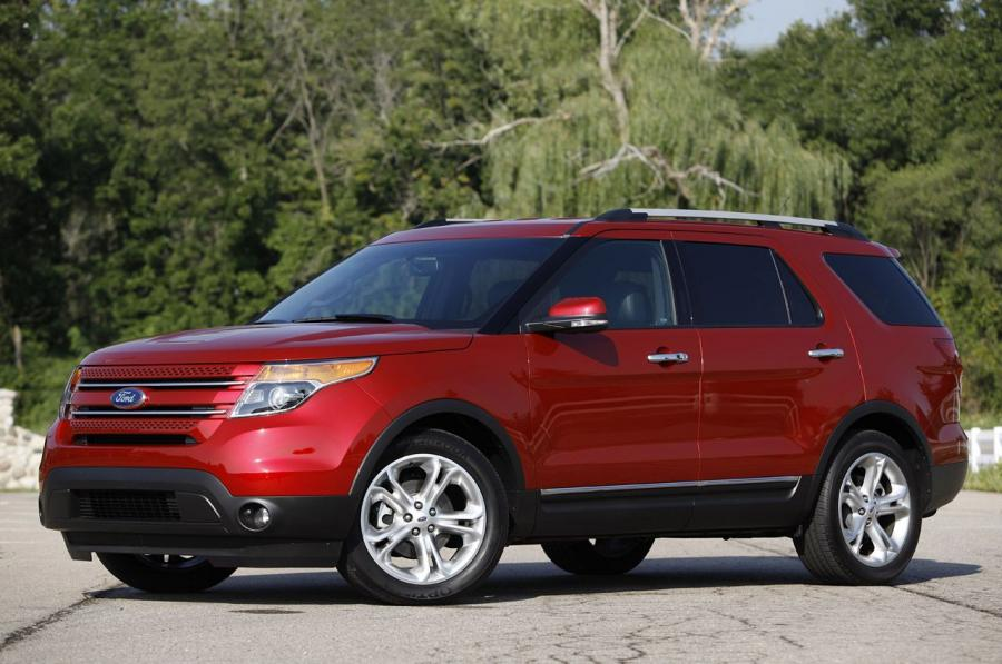 Ford Explorer EcoBoost