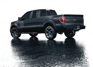 Ford F-150 FX Appearance Package 2012 года