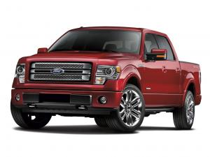 Ford F-150 Limited 2012 года