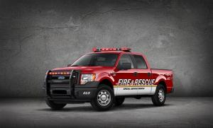 2012 Ford F-150 Special Service Vehicle Package