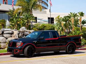 2012 Ford F-150 XLT Crime Fighter by Barris Kustom