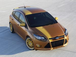 Ford Focus 5-Door by FSWerks 2012 года