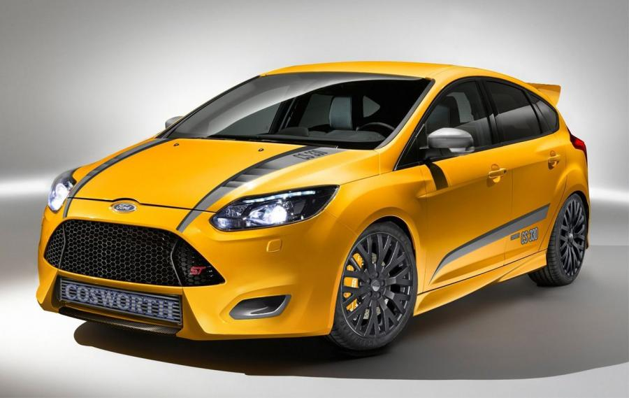 Ford Focus ST CS 330 by Cosworth