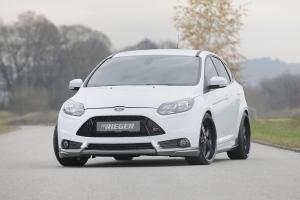 Ford Focus ST by Rieger 2012 года