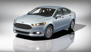 Ford Fusion Energi 2012 года