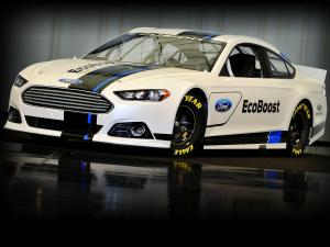 Ford Fusion NASCAR Race Car 2012 года