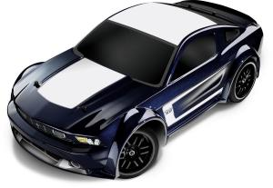 Ford Mustang Boss 302 Traxxas 1-16 2012 года