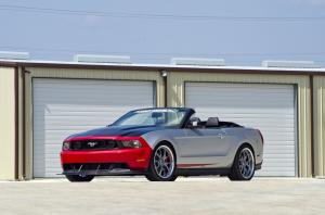 Ford Mustang GT Convertible Right Stuff Edition by Detroit Muscle 2012 года